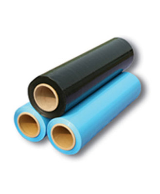 Coloured Stretch Film